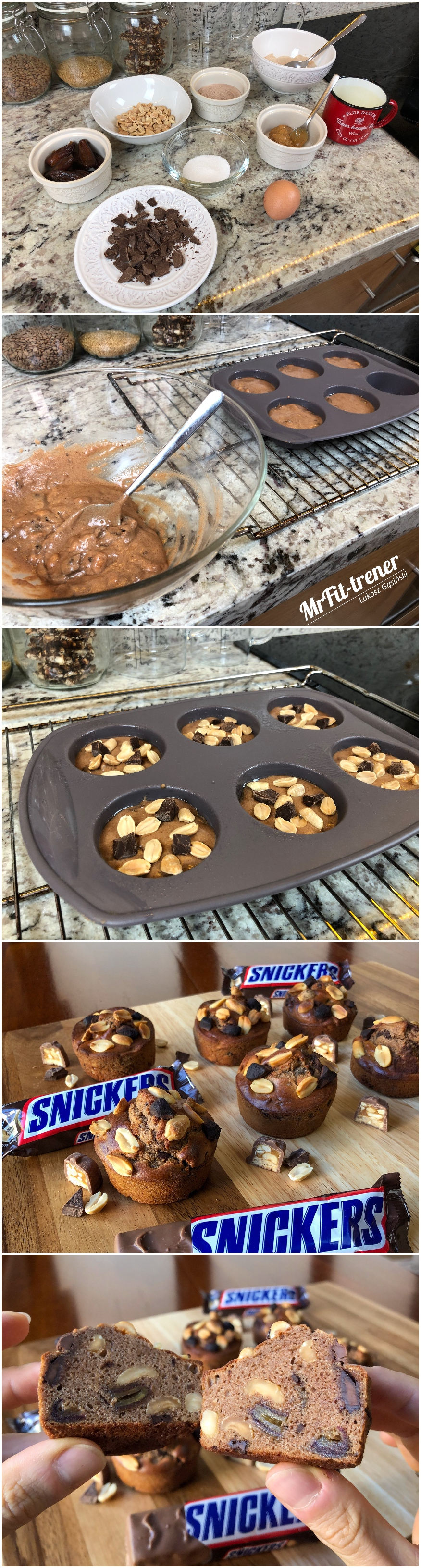 FIT MUFFINY SNICKERS